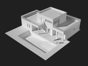 La maison contemporaine par Demeures Caladoises Design
