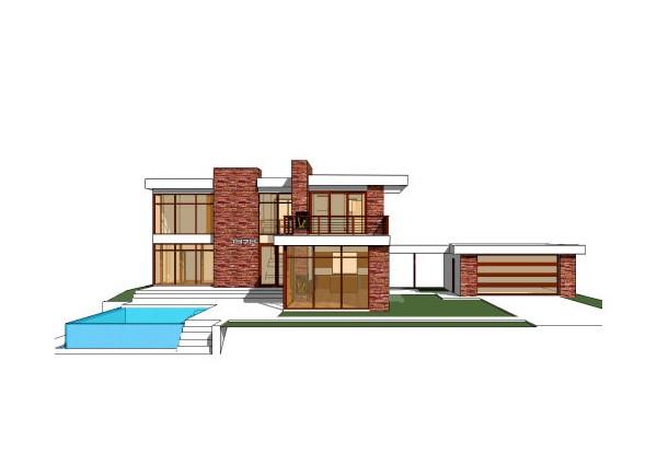 S Lection De Plans De Maisons Modernes Am Nagement Maison