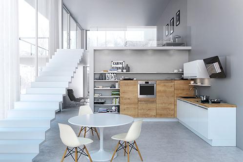 tendance cuisine les accessoires en vogue pour une cuisine quip emaison moderne. Black Bedroom Furniture Sets. Home Design Ideas
