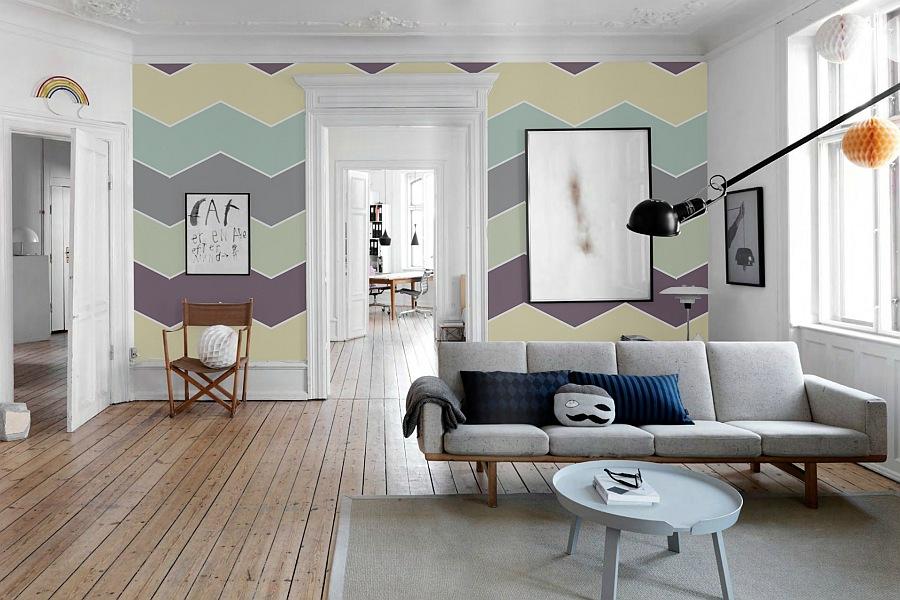 Projets de peinture originaux  Maison moderneMaison moderne