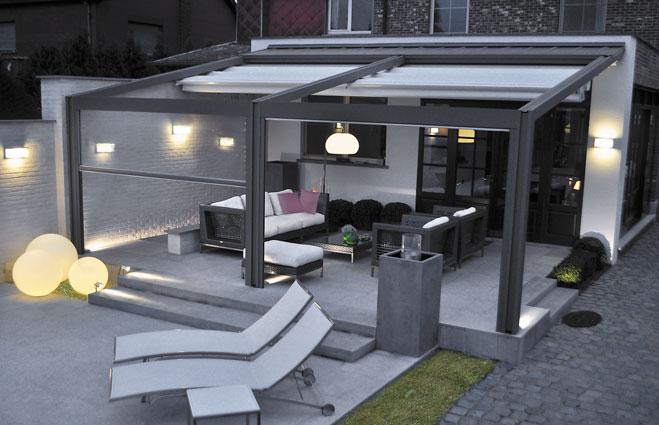 Installer une pergola quels sont les avantages maison modernemaison moderne for Pergola design alu
