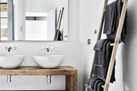 echelle salle de bain