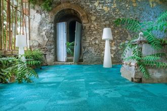 Les sols prennent de la couleur avec la moquettemaison moderne for Moquette moderne