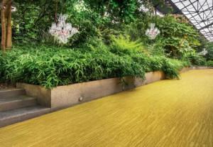 Les sols prennent de la couleur avec la moquettemaison moderne for Moquette inondee 207