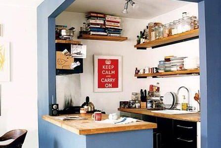 Nos 5 conseils pour créer une petite cuisine pratiqueMaison moderne
