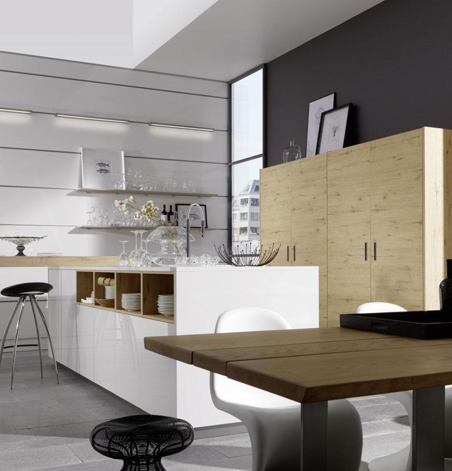 nos 5 conseils pour cr er une petite cuisine pratiquemaison moderne. Black Bedroom Furniture Sets. Home Design Ideas
