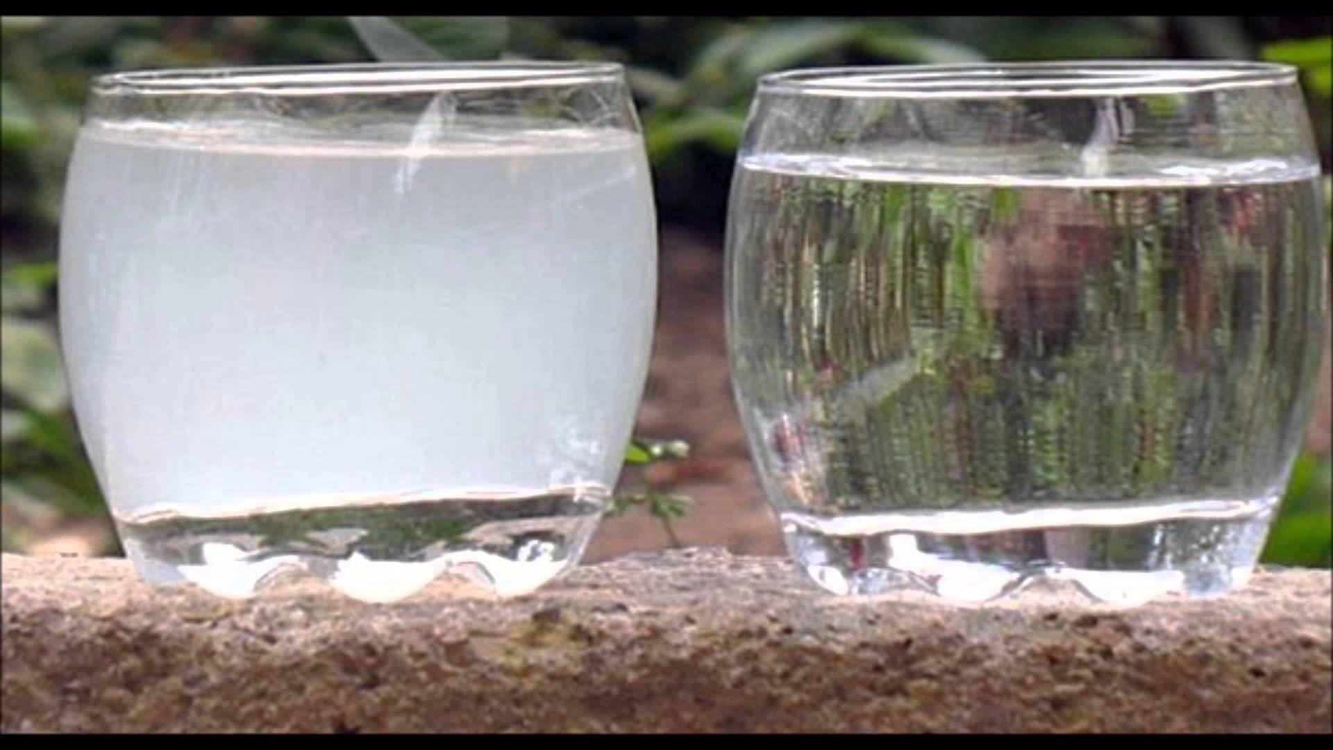 L\'eau pure d\'une maison moderne - Maison moderneMaison moderne