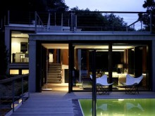 caractéristiques maison moderne