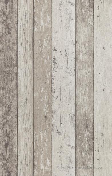 papier peint bois