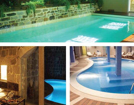 Piscine int rieure construction en int rieur piscine maisonmaison moderne - Construire une piscine interieure ...