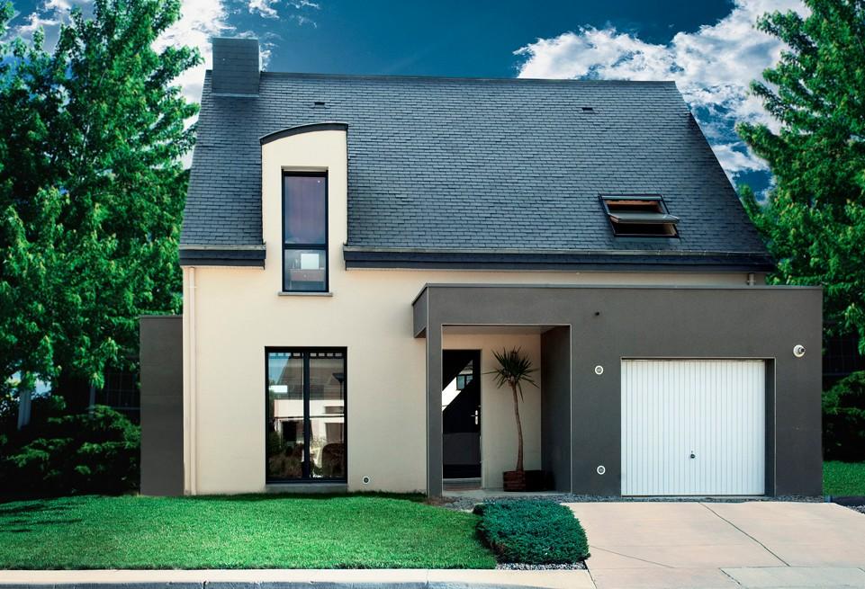 Photos de maison modernes - Images maison contemporaine - Maisons ...