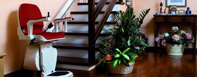 Installer un siège monte escalier