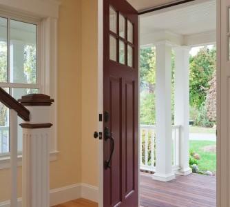Coordonner sa porte d\'entrée, ses fenêtres et son portail ...