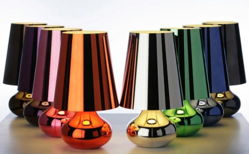 lampe design kartell