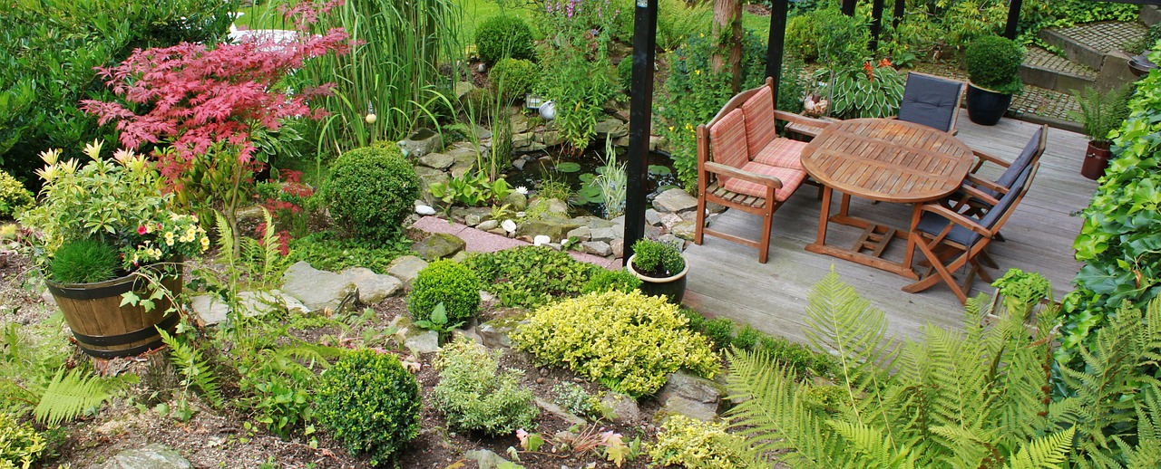 Faites de votre jardin un espace moderne et, accueillant !