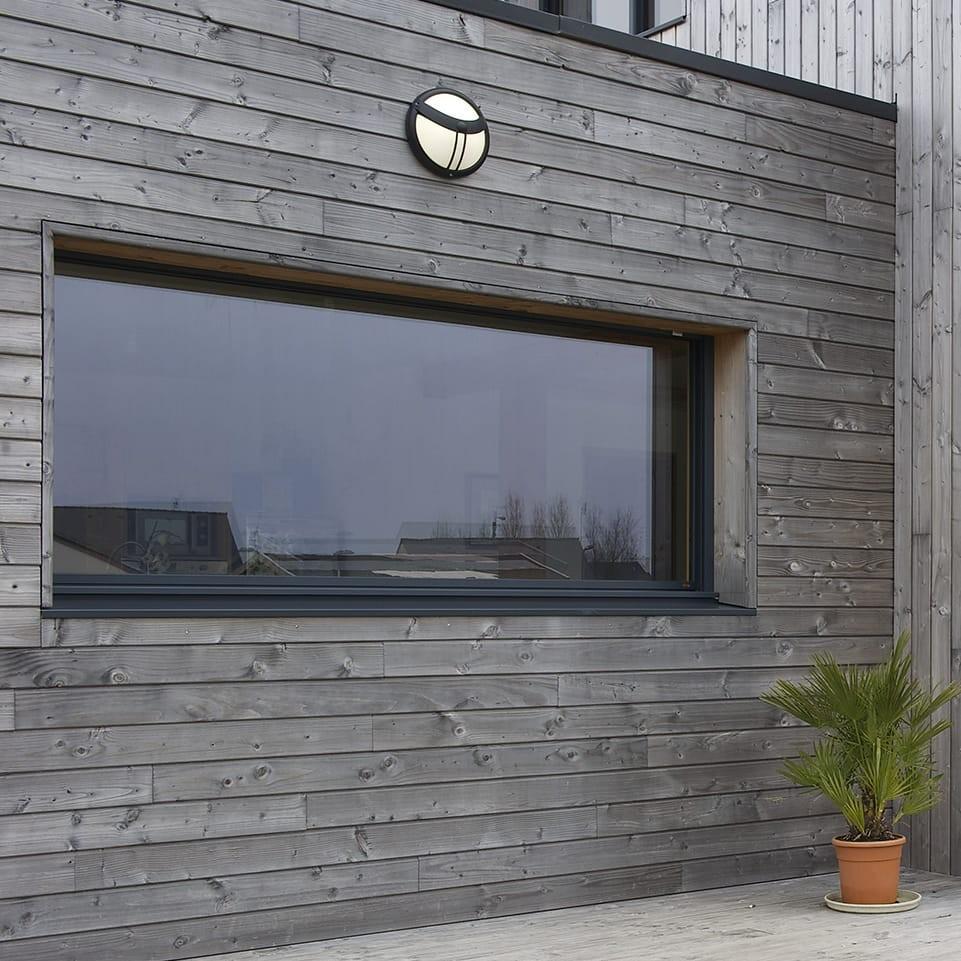 Menuiseries : zoom sur la fenêtre en bois-alu - Maison ...