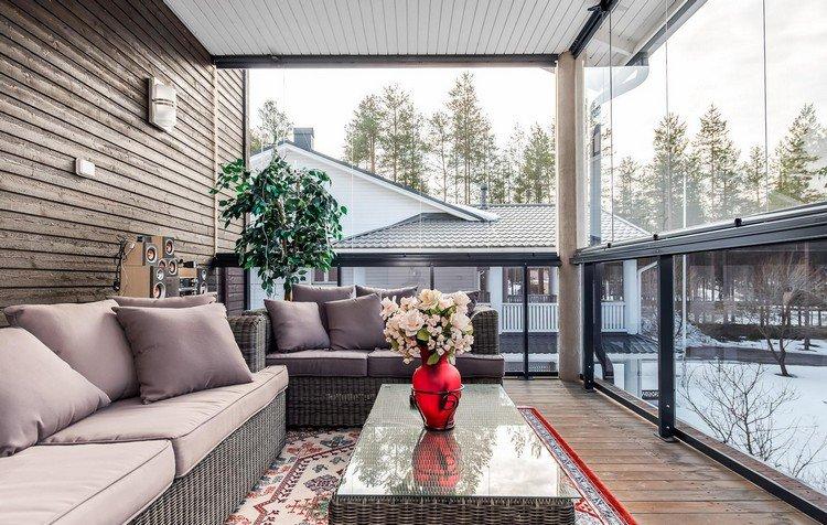 Comment préparer sa terrasse à l'arrivée de l'hiver ?